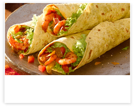 Tortilla-Wraps & Tacos