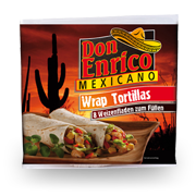 Wrap-Tortillas